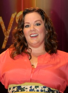 Actress Melissa McCarthy